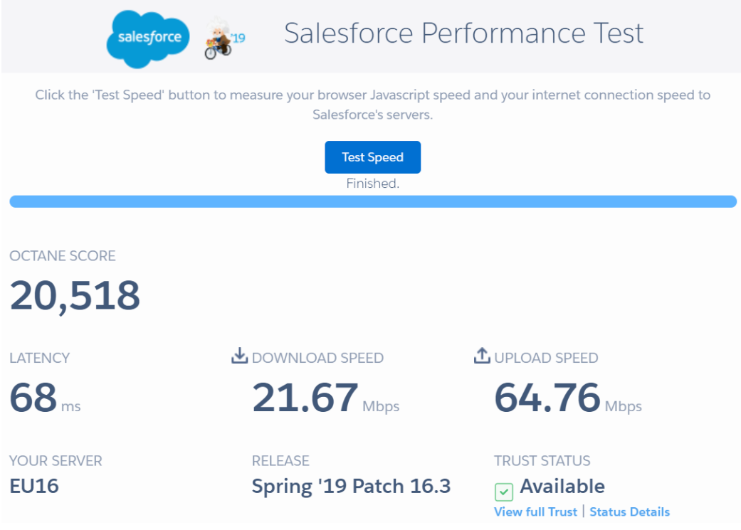 Lightning Experience Performance Overview